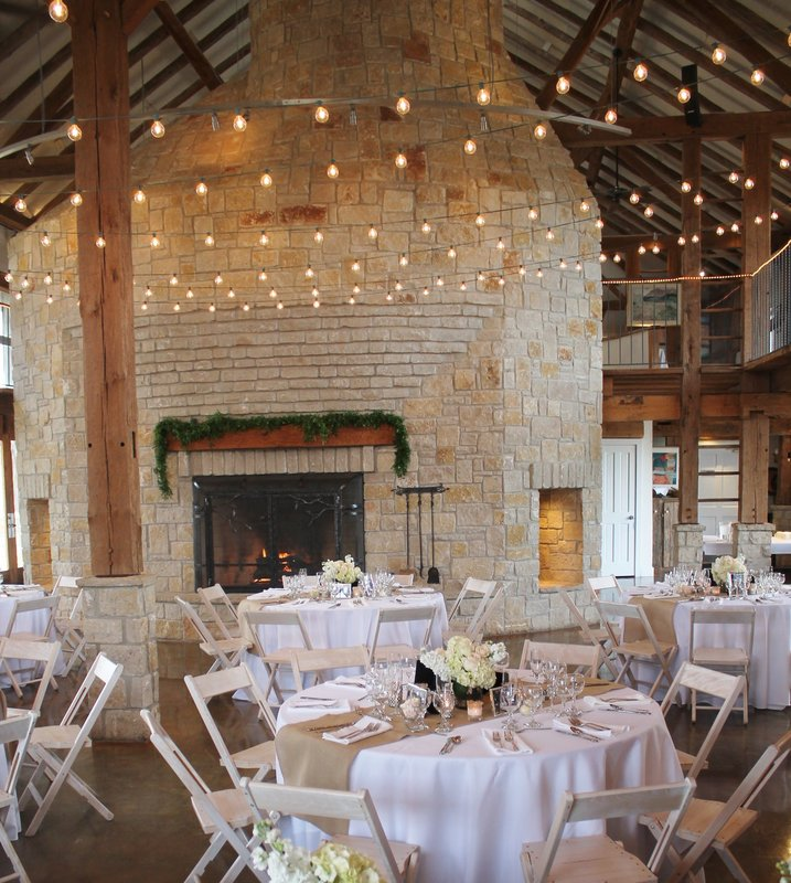 vintage wedding venue in the texas hill country vintage vintage wedding interior fireplace